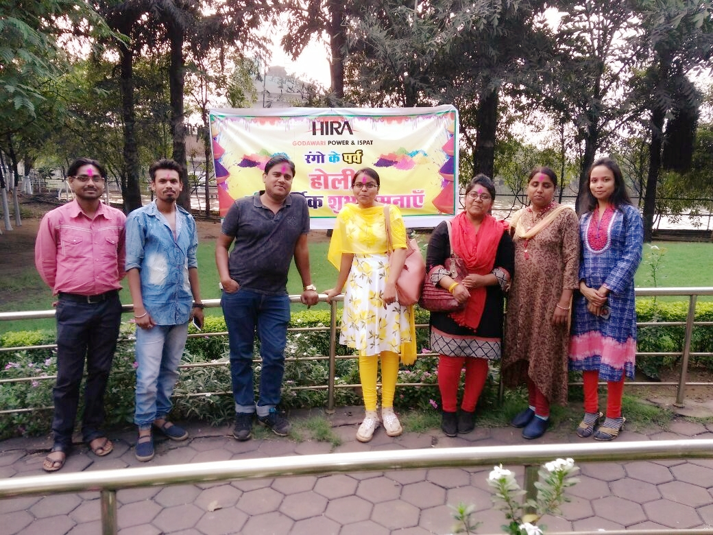 Holi Milan celebrated with Public Representatives & Govt. Officials in GPIL